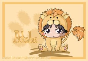 Animal- Atobe by snowbunnyluv