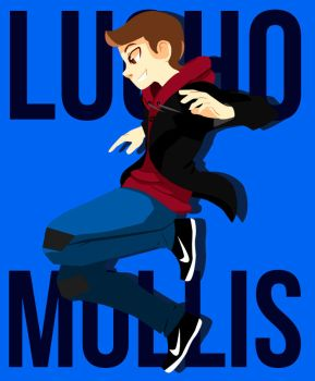 My animated version of my :D by Luchoxfive