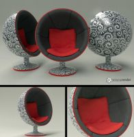Free Ball Chair Download by LuxXeon