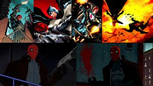 JASON TODD Under the RED HOOD by Jon-t69