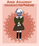 Amie Academy Character Meme: Tavarius by DarkMidnightEclipse