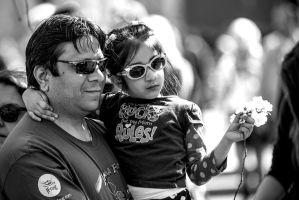 Father and Daughter by attomanen