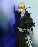 Bleach 444 Ichigo by Plaitum