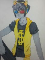 Sollux Captor Dance Battle by PocketPrism