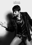Misha Collins by MuBiU