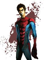 The Amazing Spiderman (andrew garfield) by Yokisei
