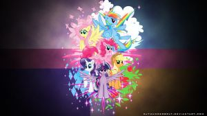 Harmony Wallpaper by IIThunderboltII