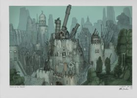 Palace of the Engines by MikeDoscher