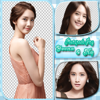 YOONA PNG PACK #1 by SNSDraimakim