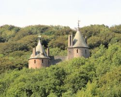 Castle on the hill by Tiger--photography