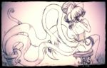cute and obedient tentacles by AditiMalal