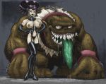 breasts and beast by wohoo19m