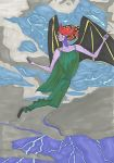Erinyes by L1ghtningpaw