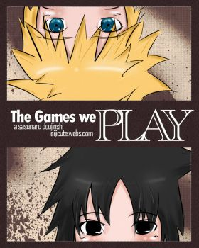 Cover - The Games we Play by tomato-x-ramen