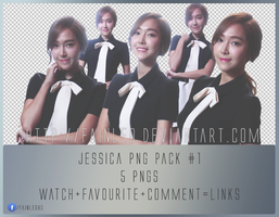 Jessica PNG Pack #1 by fainleo