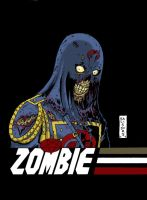 Zombie Cobra Commander by J5ALl53VRY