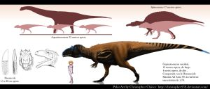 Giganotosaurus carolinii by Christopher252