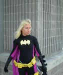 Batman: Steph as Batgirl by Ravenspiritmage