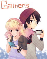 Gamers Gonna Game by Tani2691