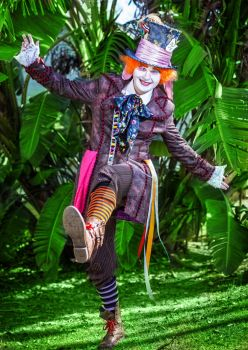 The Mad Hatter by MasterDEV777