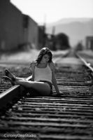 train waiting 2 by xXsamanthaXxlove