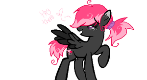 Hey there. by Fluffle-Puffz
