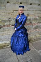 19th Century Costume at Tutbury Castle (2) by masimage