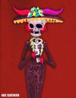 La Catrina by hanzthebox