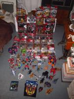 My Transformers Collection 2012 08 19 by OptimusConvoy