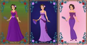 Rapunzel: Traditional, Grecian and Modern Looks by ArielxJim08