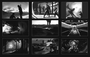 Composition compilation by Revan-svk