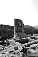 Tower . Perpetikon , Bulgaria by justiv