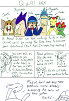 HG Nuzlocke Q and A by MieKiki