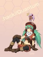 Dot Hack Quantum by DAV-19