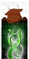 Horoscope Bookmarks::Taurus by t0m0y04evr