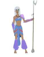 Kida Colored by MommaCabbit