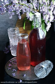 Lilac syrup by SunnySpring