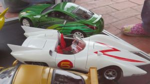 Scale Car of Speed Racer by Ruki-Makino