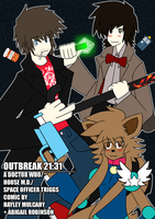 Outbreak 21:31 cover by just-Abigail