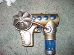 Steampunk bubble gun by darzeth