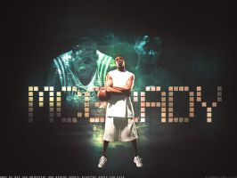 Tracy McGrady by K1lluminati