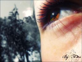 My eyeee by JustAnn