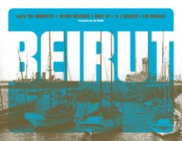 Beirut Poster by goodmorningvoice