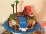 Dinosaur Cake by Kate078