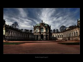 Dresden Zwinger part II by stg123