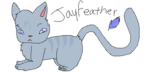 Jayfeather AT by T34mC0rrup710n