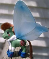 Custom MLP: Butterfly Chouji by songbird21
