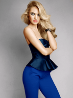 Colorize Candice Swanepoel 2 by theskyinside
