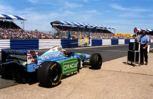 Michael Schumacher (Great Britain 1994) by F1-history