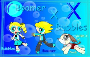 ppgz Boomer and Bubbles - ppg style by BoomerXBubbles